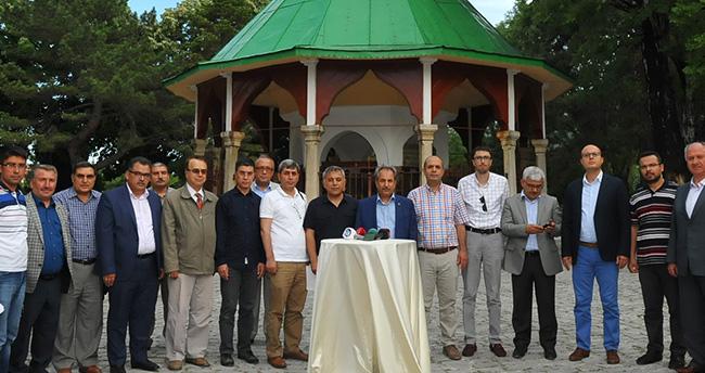 Akşehir'den Sivrihisar'a tepki!