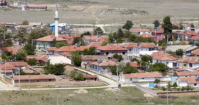 Asırlık mahallenin yerleşim düzeni özenle korunuyor