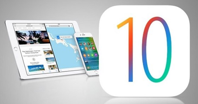 Apple yeni sürümü iOS 10'u tanıttı – iOS 10 nasıl yükleniyor?