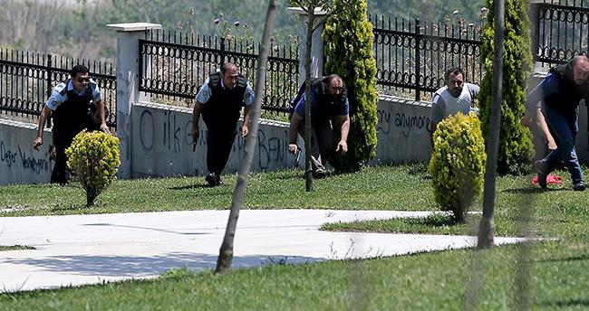 İstanbul Arnavutköy'de polis ekipleriyle şüpheliler arasında çatışma