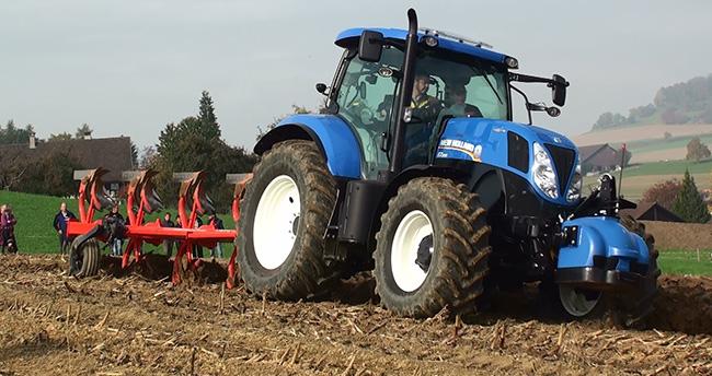 Konya traktör sayısında ikinci sırada