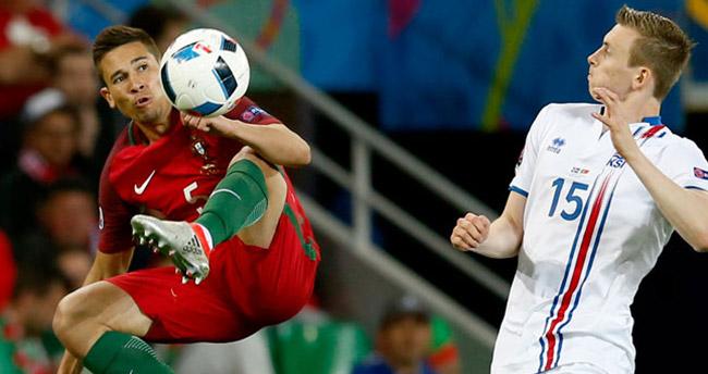Portekiz, İzlanda'ya diş geçiremedi
