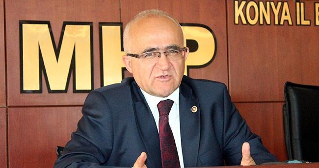 Sait Gönen'den MHP Genel Merkezi'ne çağrı