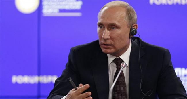 Putin Fransa'da yaşananları anlamadı