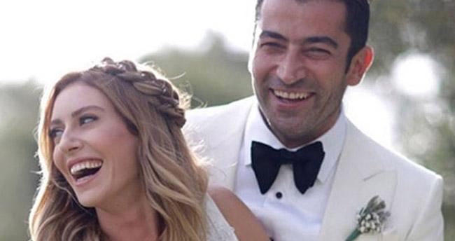 Sinema Kobal İmirzalıoğlu'na saat hediye etti