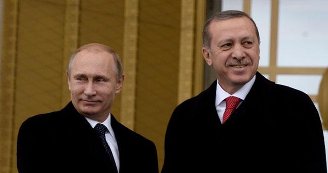 """Rus Liderden yeşil ışık; """"Benim için onurdur"""""""