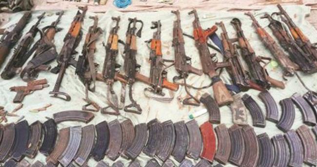 Teröristler Konya'da keşif yapmış!