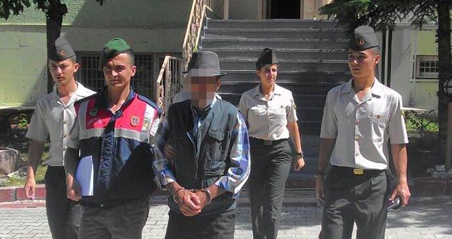 Konya'da cezaevi firarisi yakalandı