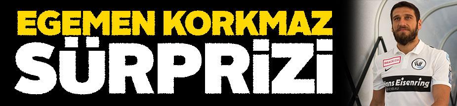 Fenerbahçe'den Egemen Korkmaz sürprizi