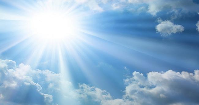 """""""Sıvı kaybını en aza indirmek için güneşten uzak durun"""" uyarısı"""