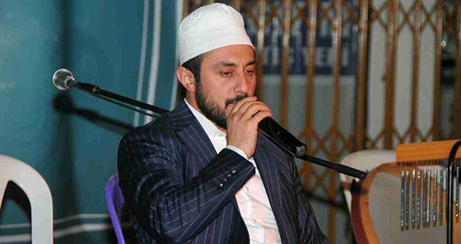 Konya'da dünya birincisi Hafız'dan Kur'an tilaveti