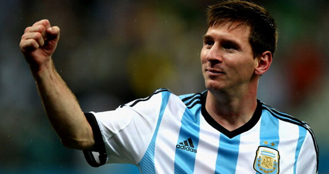 Messi, milli takımı bıraktı