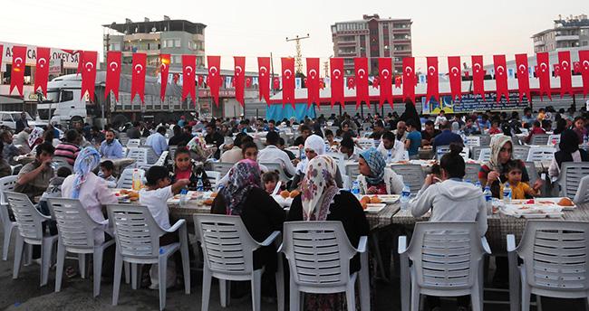 Konya'dan Van ve Bitlis'e kardeşlik sofrası