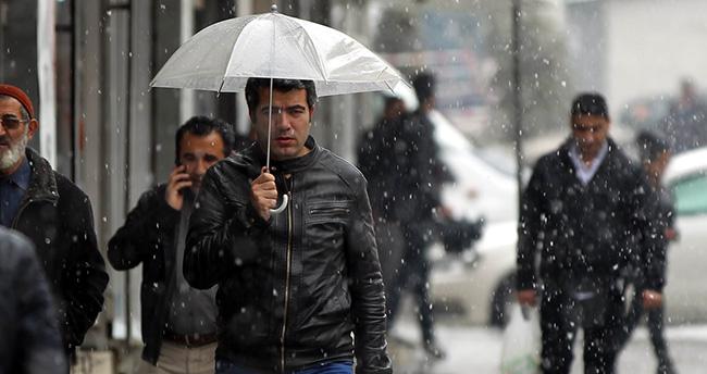 Meteorolojiden Konya'ya sağanak ve dolu uyarısı