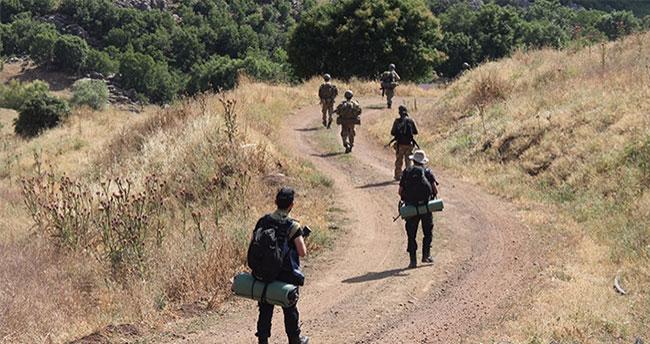 Bazı alanlar geçici askeri güvenlik bölgesi ilan edildi