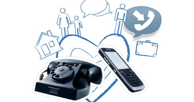 Sabit telefonlar tarih mi oluyor