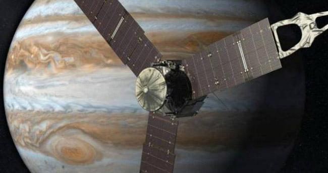 Juno uzay aracı doodle oldu – Juno uzay aracının büyük sırrı