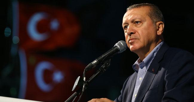 Erdoğan'dan 'Bahoz Erdal' açıklaması