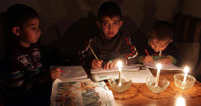 Gazze'nin elektriği de altyapısı da Türkiye'den