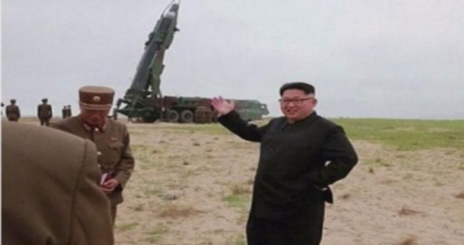 Kuzey Kore çok kızdı: Alev denizine çeviririz