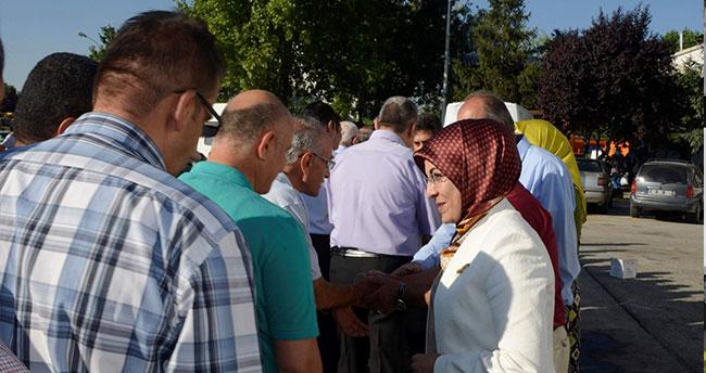 Meram Belediyesi Bayramlaştı