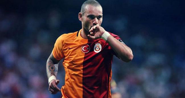 Sneijder talimatı verdi! 'İlerleyen günlerde…'