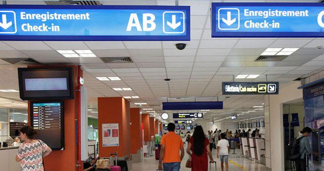 Nice Havalimanı boşaltılıyor!
