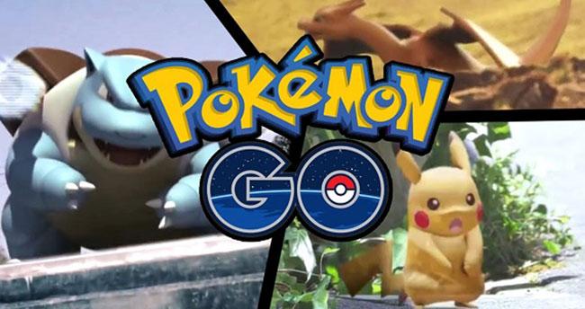 Pokemon Go çılgınlığı tüm dünyayı sarmış durumda!