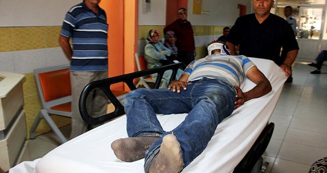 Konya'da trafik kazası : 1 ölü – 3 yaralı