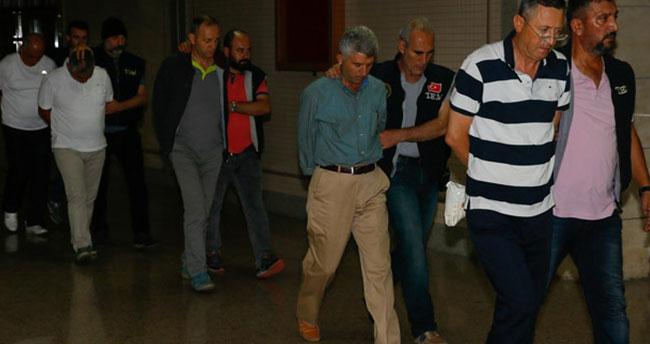 Konya'da aranan 3 general yakalandı