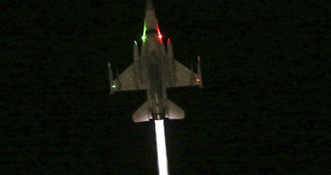 Ankara'yı vuran uçaklar Diyarbakır'dan havalandı!