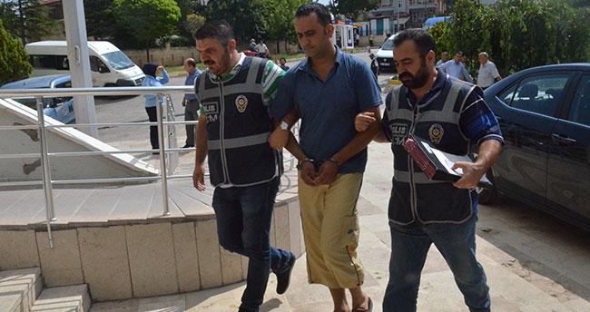Karaman'da darbe girişimini öven kişi tutuklandı