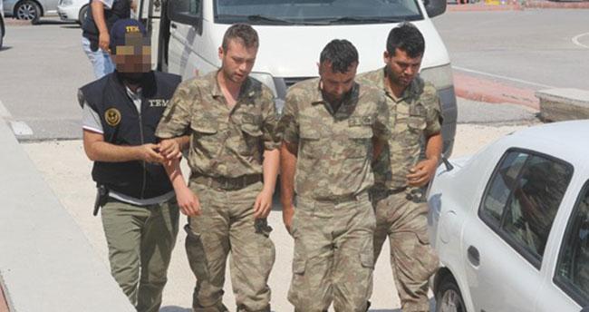 Konya'da 95 hakim, savcı ve askeri personele gözaltı