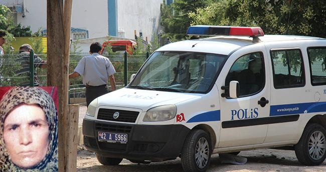Konya'da apartmanın 5. katından düşen yaşlı kadın öldü