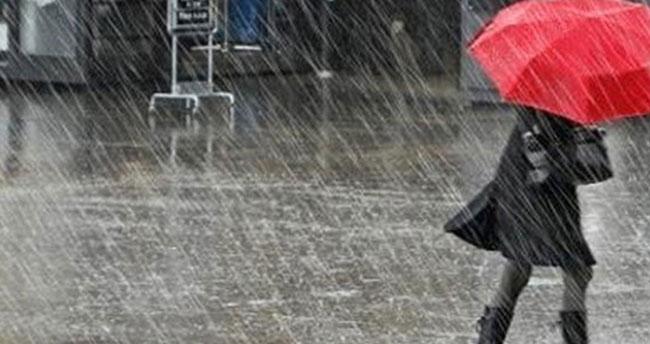 Meteorolojiden Konya'ya kuvvetli yağış uyarısı – Konya hava durumu