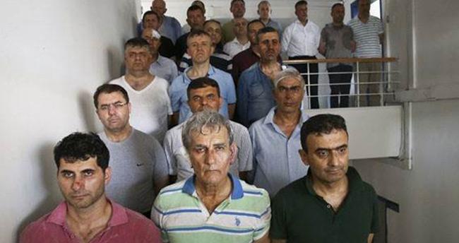 Gözaltına alınan 125 general ve amiralden 109'u tutuklandı!