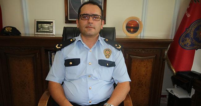Beyşehir Emniyet Müdürü Çimencan göreve başladı