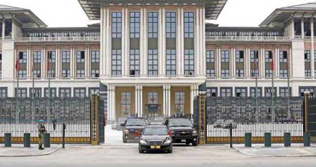 Cumhurbaşkanlığı Külliyesi Muhafız Alayı, PÖH'e devredildi