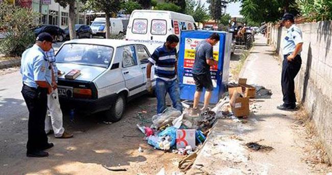 Fetullah Gülen'in kitapları çöpte bulundu!