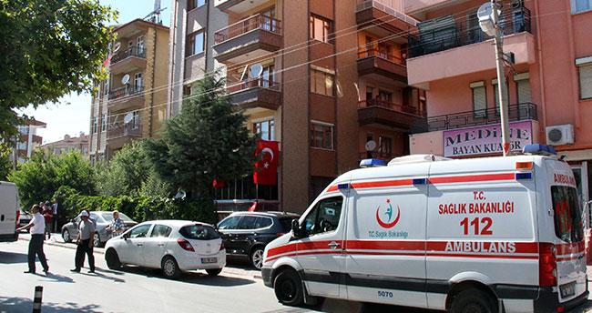 Konyalı şehit polisin ailesine acı haberi verildi