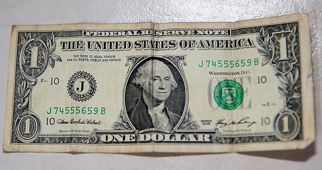 Deniz Harp Okulu'nda üsteğmenin odasında '1 dolar' bulundu