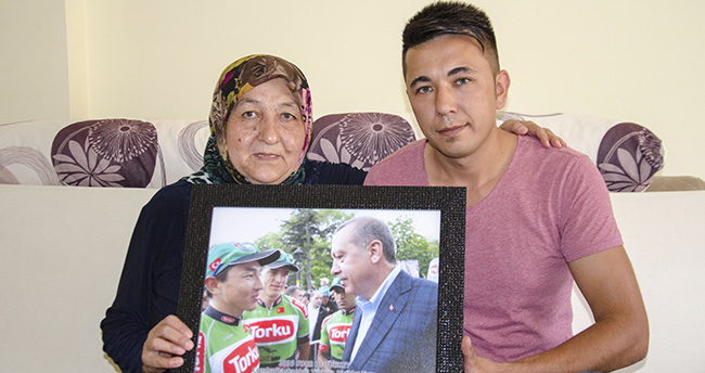 "Konya'dan Rio'ya ""anne"" motivasyonu"