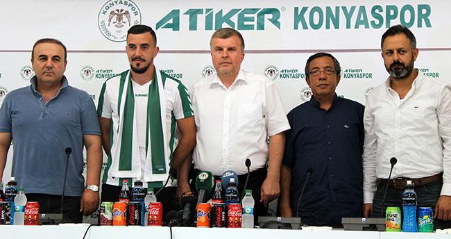 Atiker Konyaspor, Ioan Hora masaya oturdu