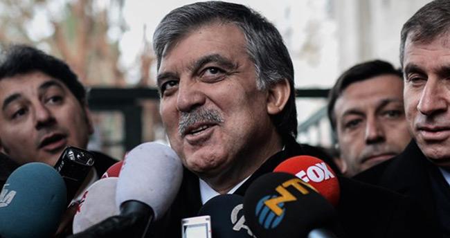 Abdullah Gül'den flaş Yenikapı kararı