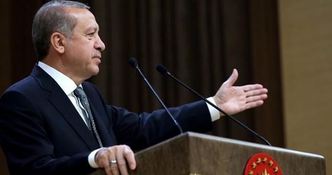 Erdoğan: Akıncı üssüne 12 bomba atınca darbe çöktü