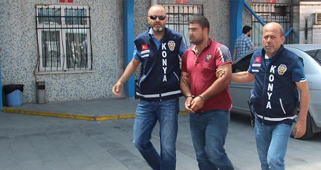 Konya'daki şüpheli ölüme 2 tutuklama