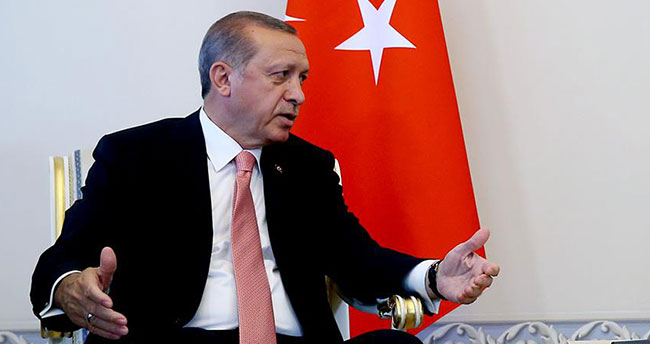 Cumhurbaşkanı Erdoğan: Bölgenin siyasi olarak bizlerden beklentileri var