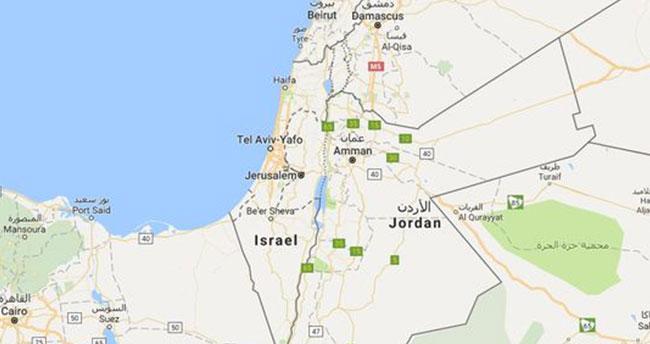 Google Filistin'in adını dünya haritasından sildi