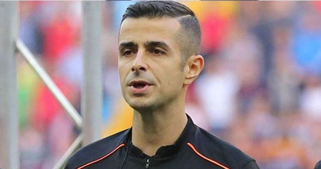 Süper Kupa'yı Mete Kalkavan yönetecek