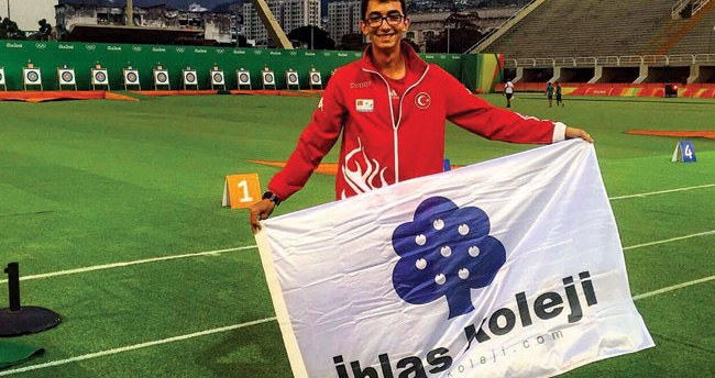Mete Gazoz Rio'da tarih yazdı
